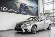 Lexus IS 300 Toit-Cuir-Camera-Taux a compter de 1.9% 2016