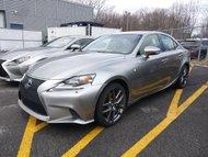 Lexus IS 350 F-sport 2 / Navigation / Camera / Toit 2015