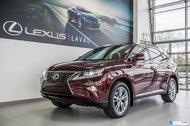 Lexus RX 350 Touring AWD / sièges chauffants/ Camera et plus! 2014