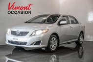 Toyota Corolla CE GR ELEC COMPLET MAGS 2010