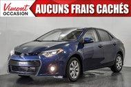 Toyota Corolla 2016+S+CAMERA RECUL+SIEGES CHAUFFANTS+BLUETOOTH 2016