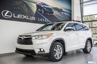 Toyota Highlander hybrid XLE HYBRIDE/NAVIGATION/7 PASS 2014