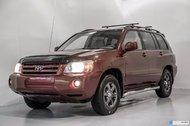 Toyota Highlander AWD+A/C+GR ELEC COMPLET+MARCHE PIED 2006