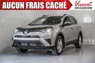 2017 Toyota RAV4 2017+AWD+LE+CAMERA RECUL+SIEGES CHAUFFANTS+