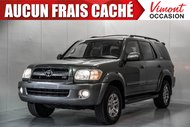 Toyota Sequoia 2006+LIMITED+CUIR+TOIT+MARCHE PIED+ 2006