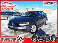 Volkswagen Jetta TRENDLINE PLUS + + AIR + MAGS 15 PO. + 2015