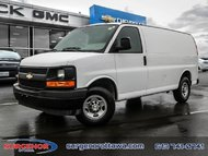 2017 Chevrolet Express Cargo Van Cargo 2500 135