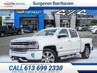 2016 Chevrolet Silverado 1500 High Country  - Certified - $302.48 B/W