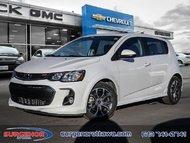 2018 Chevrolet Sonic LT Hatch  - Certified - Bluetooth - $112.22 B/W