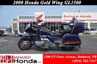 2000 Honda Gold Wing 25th Anniversary