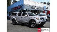 2016 Nissan Frontier Crew Cab PRO-4X Leather Package * Canopy, Navi,Camera, USB!