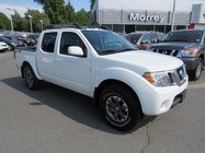 2015 Nissan Frontier Crew Cab PRO-4X Leather Package