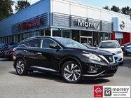 2015 Nissan Murano Platinum AWD * Cooled Leather, Moonroof, Navi, USB