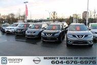 2016 Nissan Rogue S/SV/SL