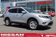 2016 Nissan Rogue SV FWD LOCAL VEHICLE LOW KMS