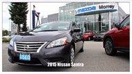 2015 Nissan Sentra 1.8 S CVT