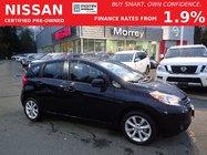 2014 Nissan Versa Note SL * Heated Seats, Backup Camera, USB, Alloy Wheel
