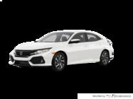2018 Honda Civic Hatchback LX - HS