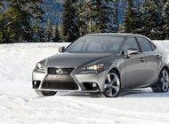 Lexus IS 2015 – Pour le plaisir de conduire