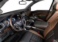 Nissan Titan XD Diesel PLATINUM 2017