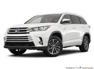 Toyota Highlander Hybrid XLE 2017