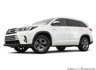 Toyota Highlander Hybrid LIMITED 2018