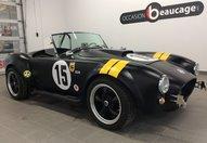 Shelby Cobra 1964 UNIQUE/ IMMATRICULE 1964/ PIGEON PERFORMANCE