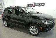 Volkswagen Tiguan 2014 2.0 TSI / 4MOTION / TOIT PANORAMIQUE / CUIR / SUPPORT À BAGAGES / VITRES TEINTÉES