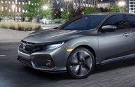 La Honda Civic Hatchback 2017 arrive cet automne à St-Hyacinthe