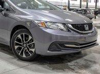 2015 Honda Civic Sedan EX AUTO; TOIT CAMERA MAGS BAS KILO