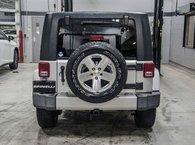 2008 Jeep Wrangler SAHARA 4X4; AUTO 2 TOITS DEMARREUR