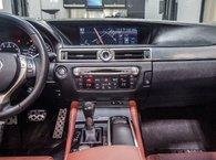 2014 Lexus GS 350 F SPORT AWD; CUIR TOIT GPS MODE SPORT +