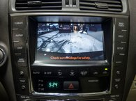 2011 Lexus IS 250 LUXE NAVI AWD; CUIR TOIT GPS