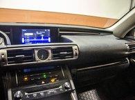2014 Lexus IS 250 CERTIFIE 131 POINTS LEXUS! FREINS NEUFS AU 4 ROUES