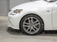 2014 Lexus IS 250 F SPORT III AWD; CUIR TOIT GPS AUDIO