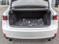 2015 Lexus IS 250 PREMIUM,TOIT, CUIR, TRÈS PROPRE, PNEUS D'HIVER!!