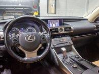 2016 Lexus IS 300 PREMIUM AWD; CUIR TOIT CAMERA MAGS