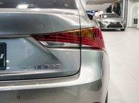 2017 Lexus IS 300 LUXE AWD; CUIR TOIT GPS  LSS+ AILERON