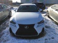 2018 Lexus IS 300 F SPORT I AWD; LSS+ TOIT CAMÉRA CUIR