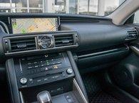 2018 Lexus IS 300 AWD LUXURY PACK, GPS, BACK UP CAMERA