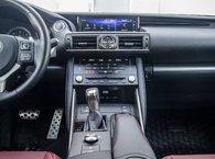 2017 Lexus IS 350 F-SPORT 3 F-SPORT 3! VEHICULE COMME NEUF, PNEUS D'HIVER!