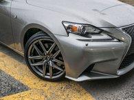 2015 Lexus IS 350 F-SPORT SERIE 3, AWD, NAVIGATION, SYSTEME PRÉ COLL