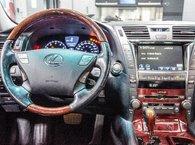 2007 Lexus LS 460 TECHNOLOGIE; AUDIO TOIT GPS
