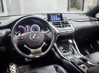 2015 Lexus NX 200t F SPORT I AWD; CUIR TOIT GPS