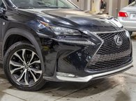 2016 Lexus NX 200t F SPORT I AWD; CUIR TOIT CAMERA MAGS