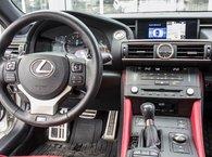 2016 Lexus RC F FREINS BREMBO, AUDIO MARK LEVINSON, INT. ROUGE, V8