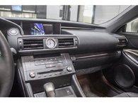 2016 Lexus RC CUIR TOIT CAMERA