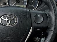 2015 Toyota Corolla LE CAMÉRA CRUISE BLUETOOTH ET++