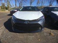 Toyota Corolla LE (CVT) 2017