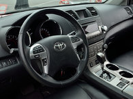 2013 Toyota Highlander SPORT 4WD